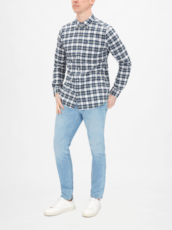Highland Check 42 Tailored Shirt