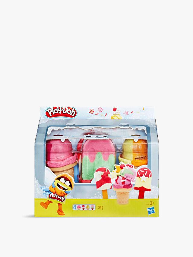 Ice Pops N Cones Freezer Set