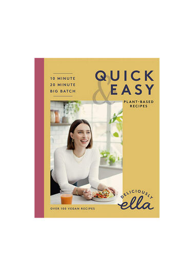 Deliciously Ella: Quick and Easy Plant Based Recipes