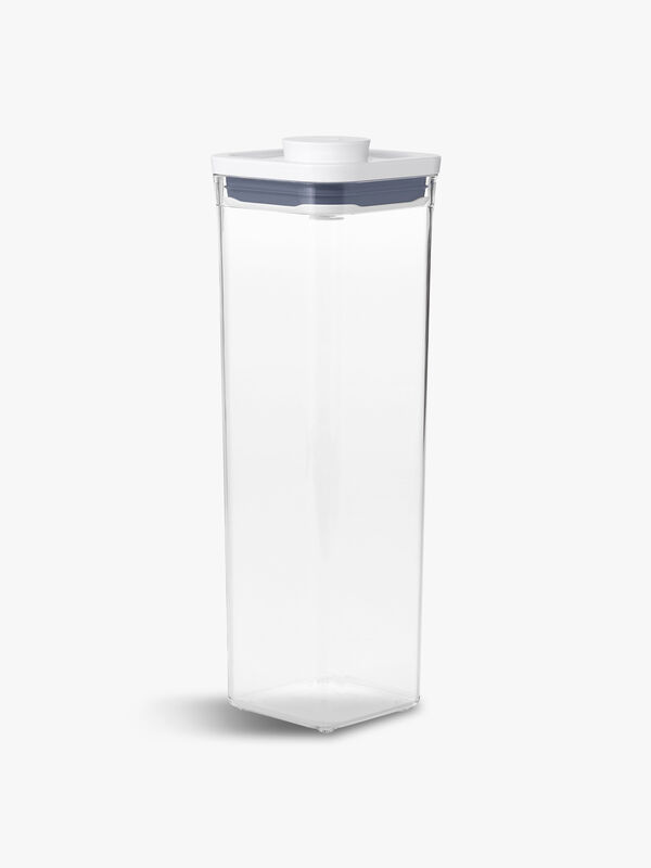 POP Small Square Tall Container 2.1L