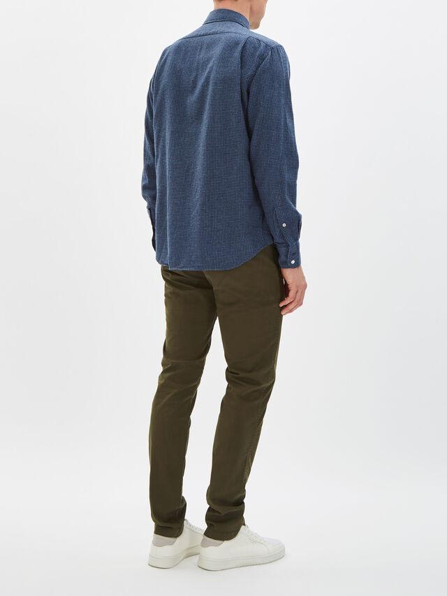 Paul Gingham Flannel Shirt