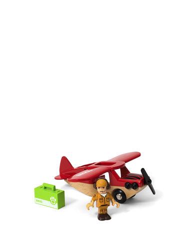 Safari Airplane