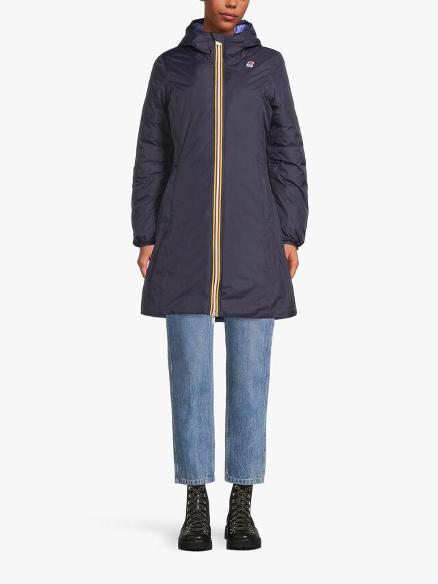 Charlene Thermo Plus.2 Reversible Long Coat