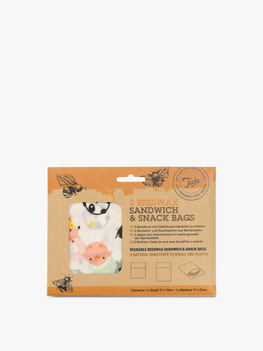 Kids Sandwich Snack Bag 2 Piece