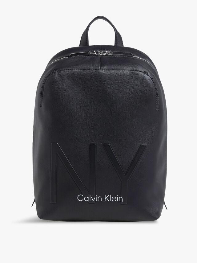 Shaped Backpack NY