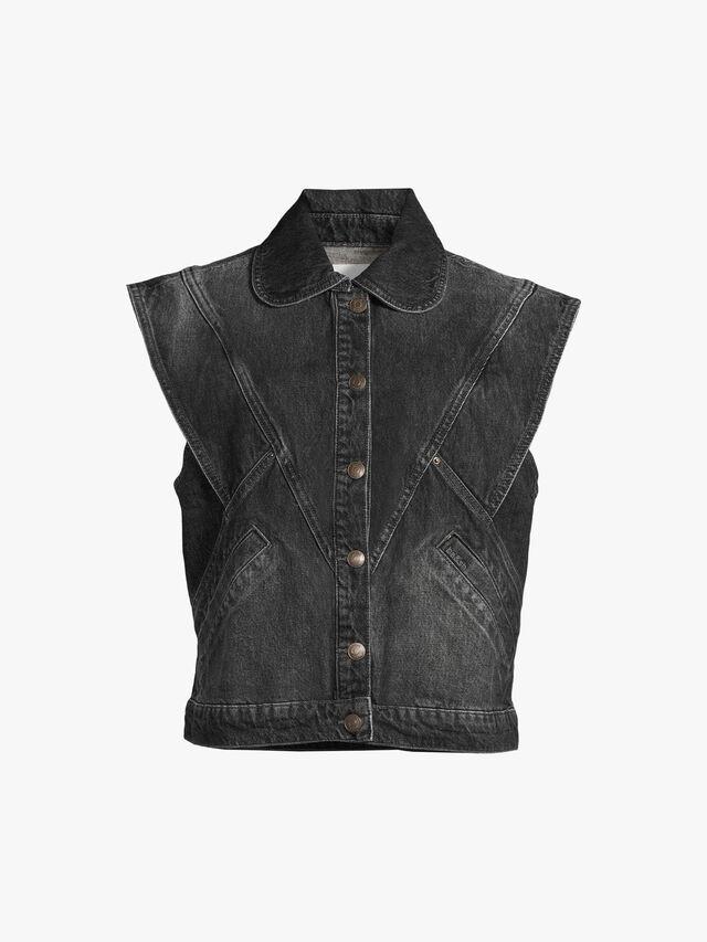 Max Sleeveless Jacket