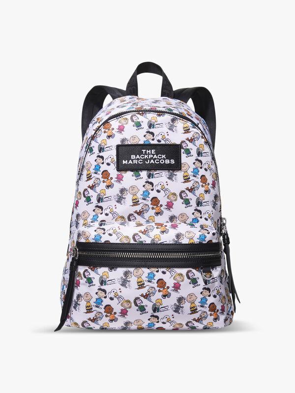 Large Backpack Peanuts