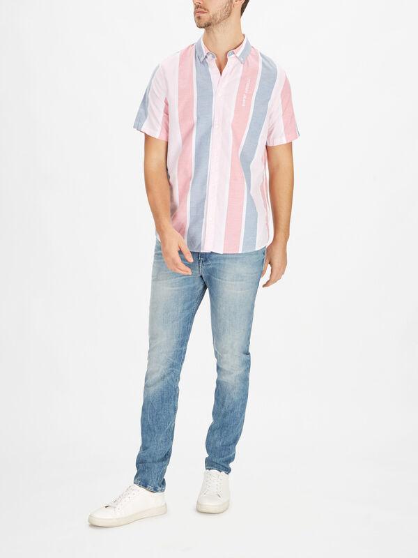 Retro Stripe Shirt