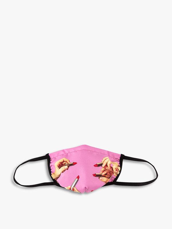 Facemask Lipstick Pink