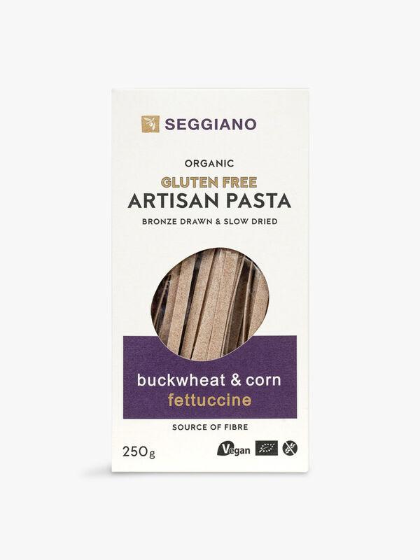 Gluten Free Buckwheat & Corn Fusilli 250g