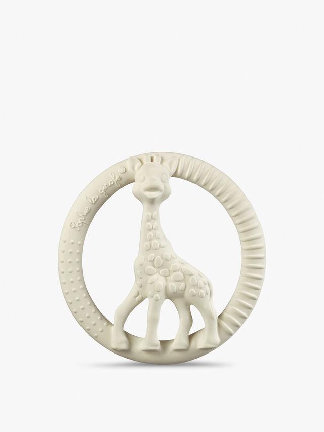 So Pure Sophie Giraffe Circle Teether