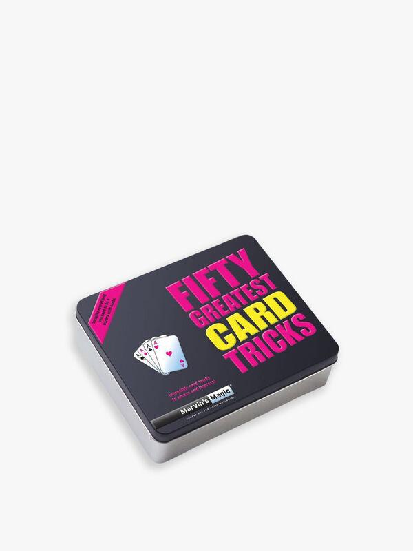 Fifty Greatest Card Tricks