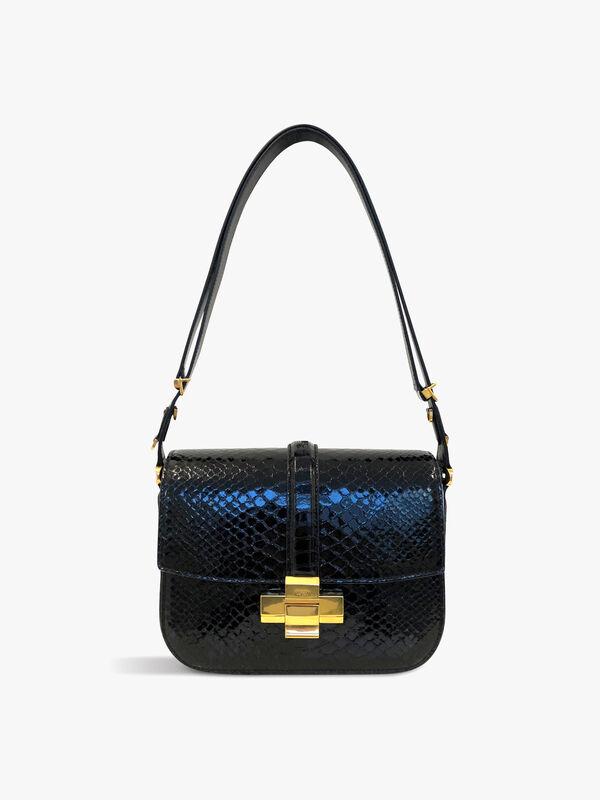 Lolita Python Bag