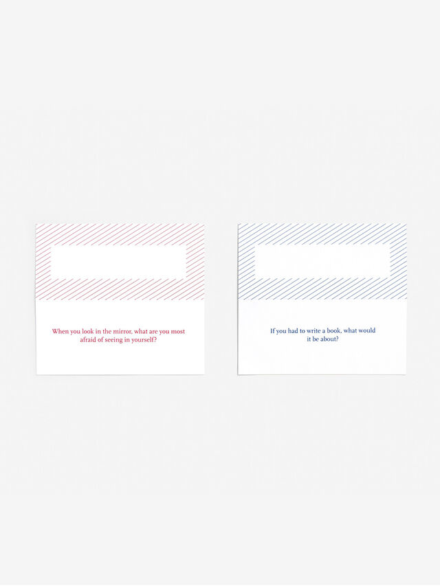 Table Talk Conversation Card Set