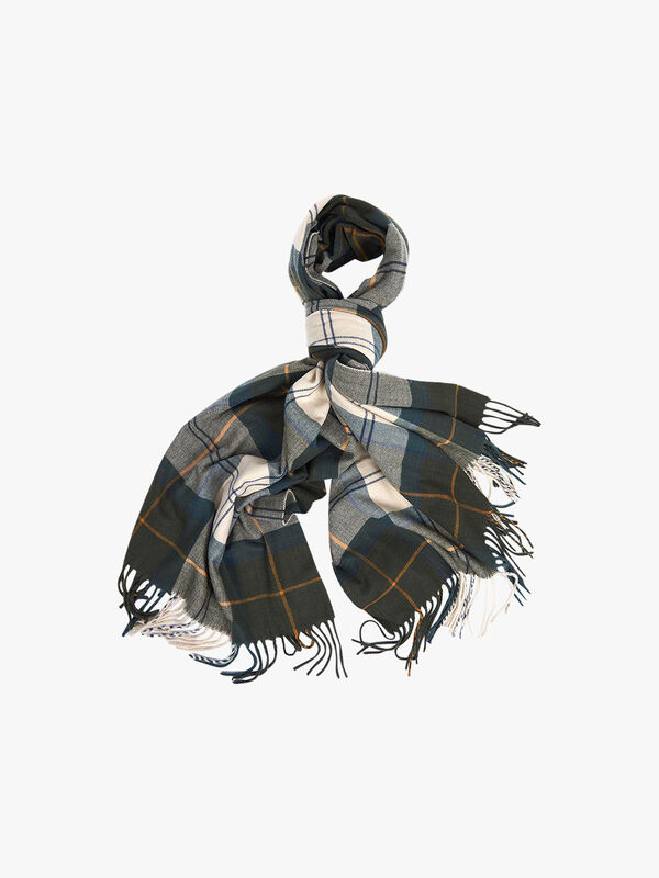 125th Anniversary Modern Country Tartan Scarf