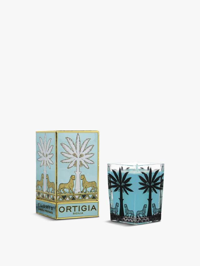 Florio Large Candle