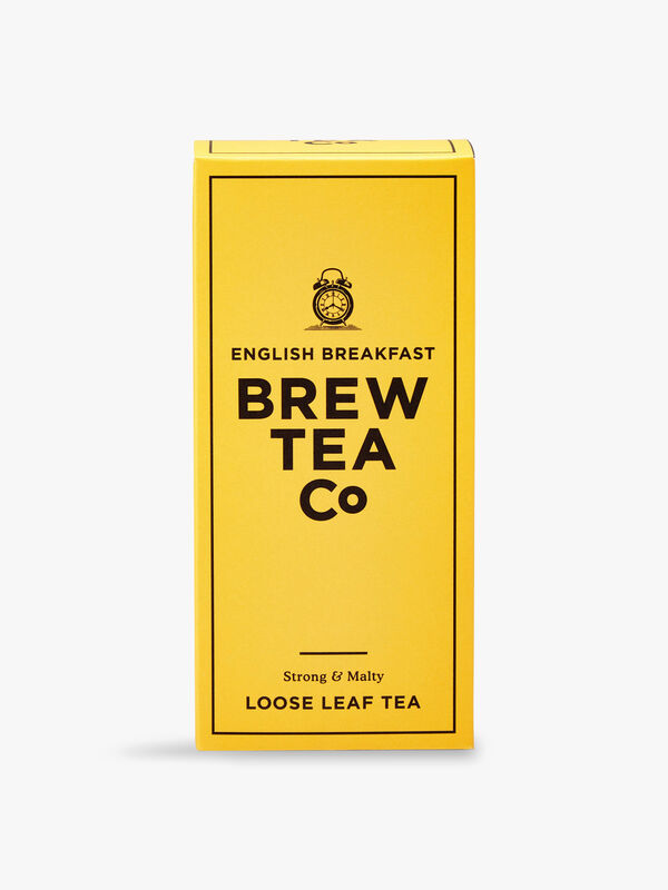English Breakfast Loose Leaf Tea 113g