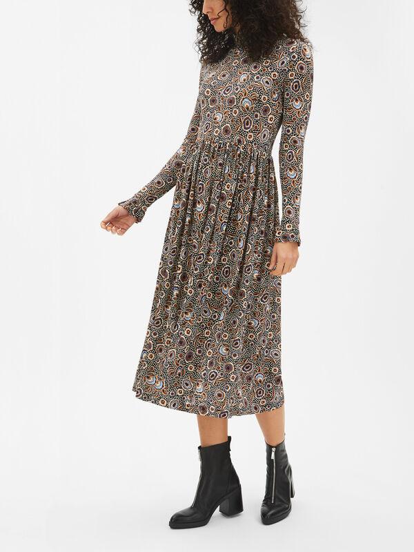 Clarabelle Jersey Dress