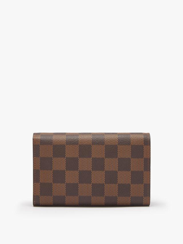 Louis Vuitton Damier Ebene Alexandra Purse