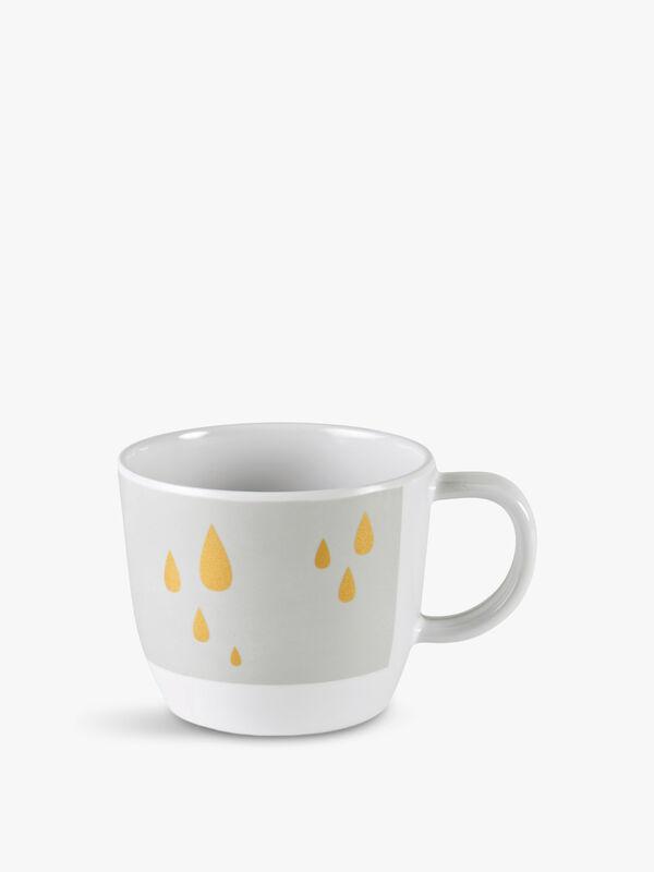 Cup Contour Grey