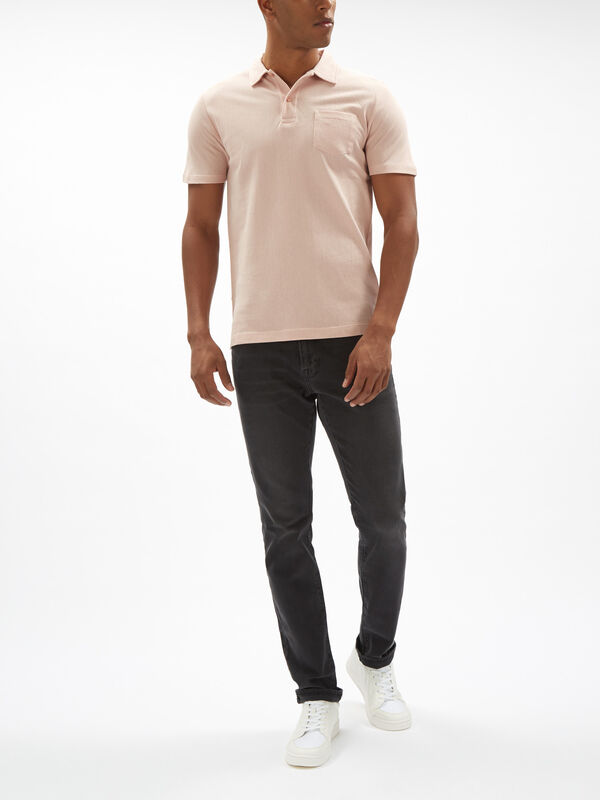 Short Sleeve Riviera Polo Shirt