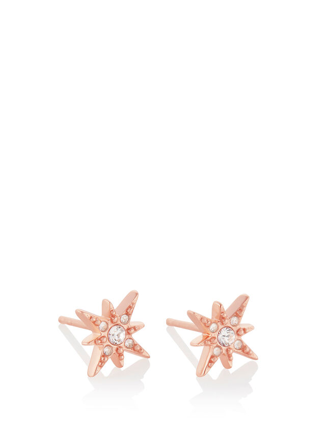 Celestial North Star Stund Earrings