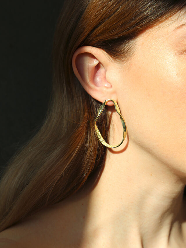 Organic Earrings