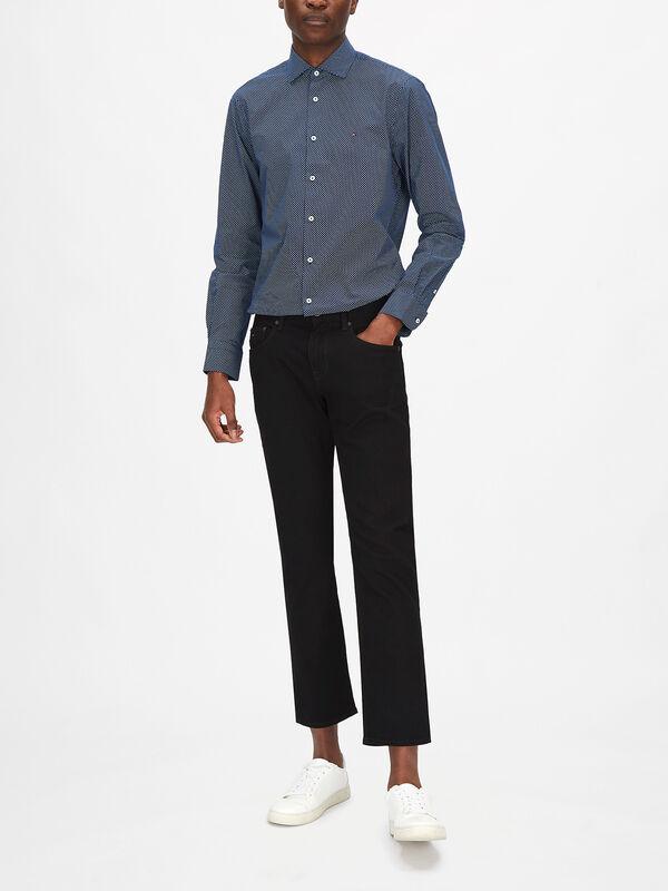 Denton Regular Fit Straight Jeans