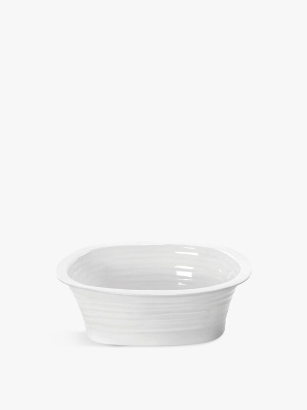 Rectangular Pie Dish