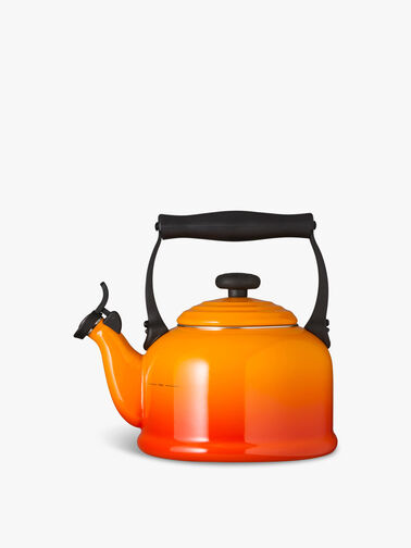 Tradional Kettle 2.1l Volcanic