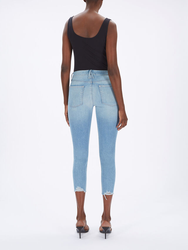 Good Petite High Rise Skinny Jeans