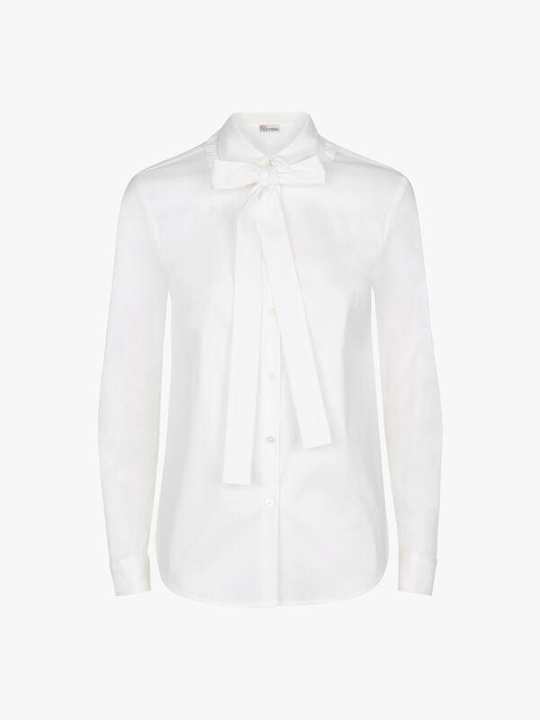 Frill Collar Shirt