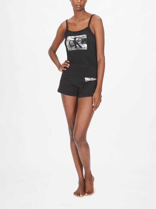 CK One Shorts Pyjama Set