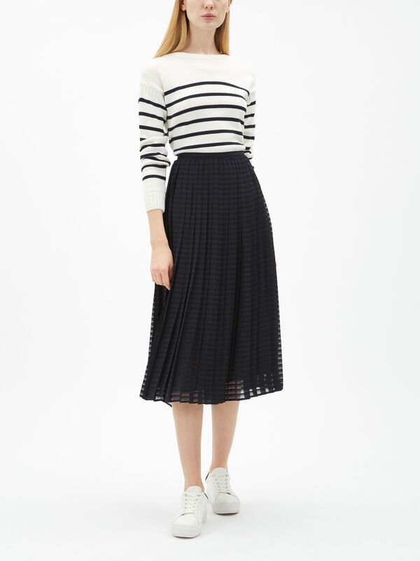 Bodil A Line Skirt