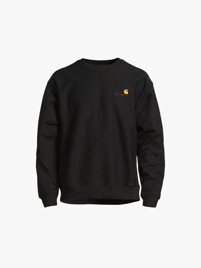 American Script Sweatshirt
