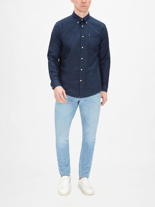 Cameron Plain Tailored Shirt