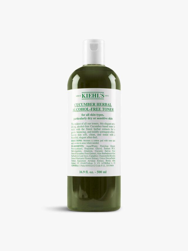 Cucumber Herbal Alcohol Free Toner