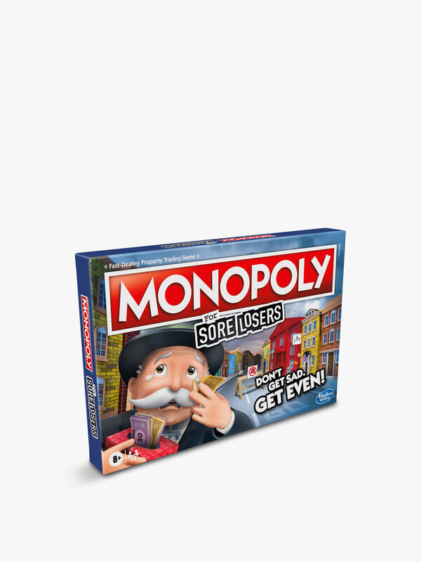 For Sore Losers Board Game