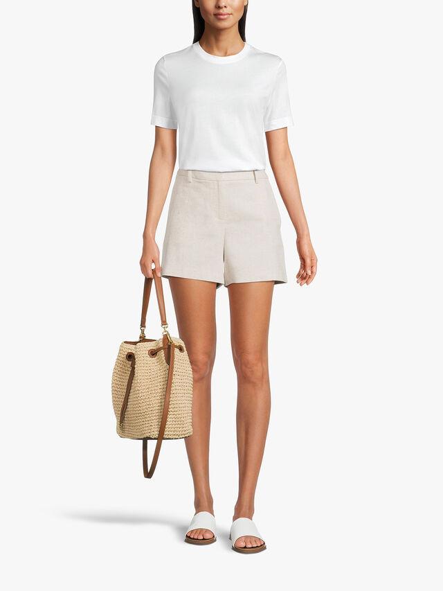 Front Tab Shorts