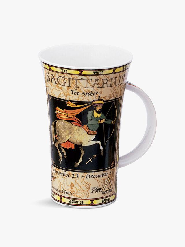 Glencoe Zodiac Sagittarius Mug