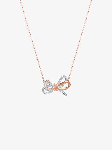 Lifelong Bow Medium Necklace