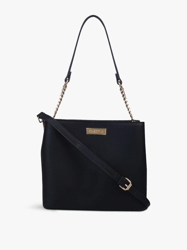 HALO MINI BUCKET BAG