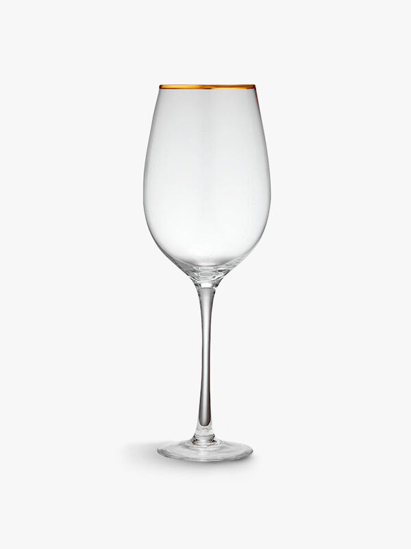 Chloe Clear Wine Glass