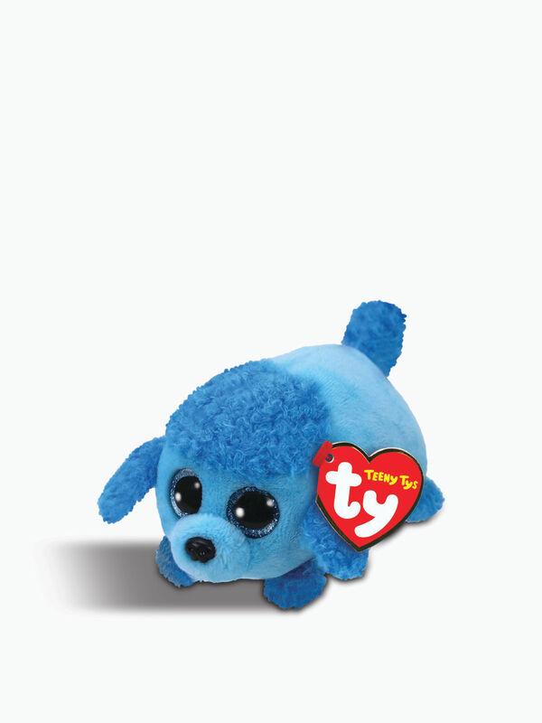 Lexi Blue Poodle Teeny TY