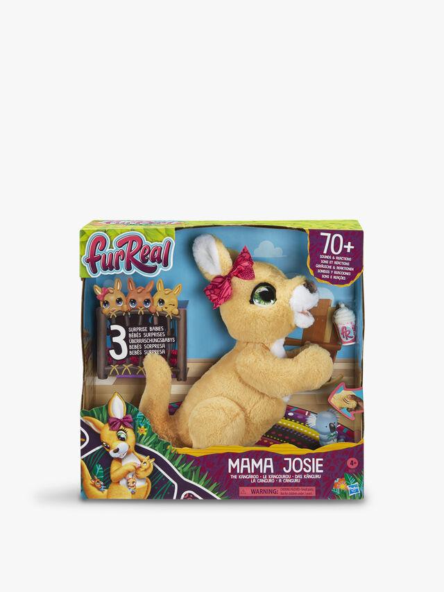 Mama Josie The Kangaroo Toy