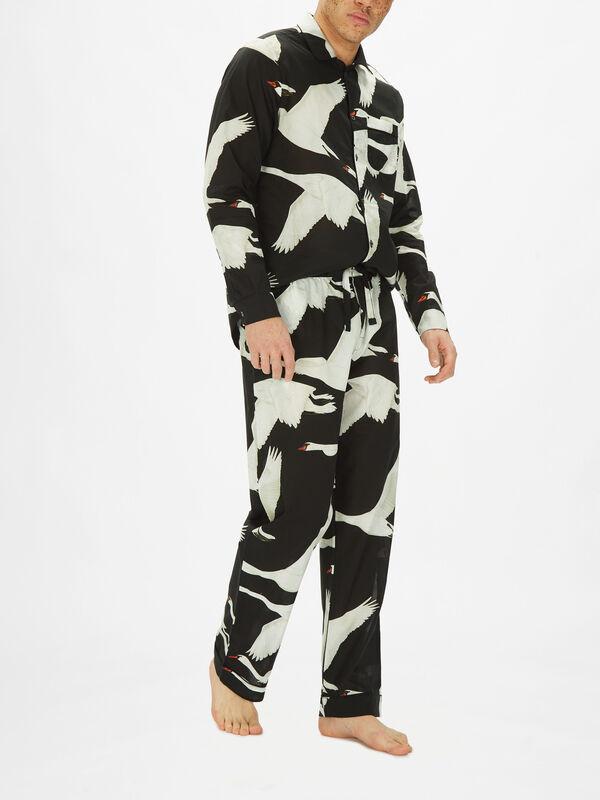 Swan Pyjama Trousers