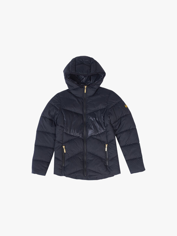 Lydden Quilthooded Jacket