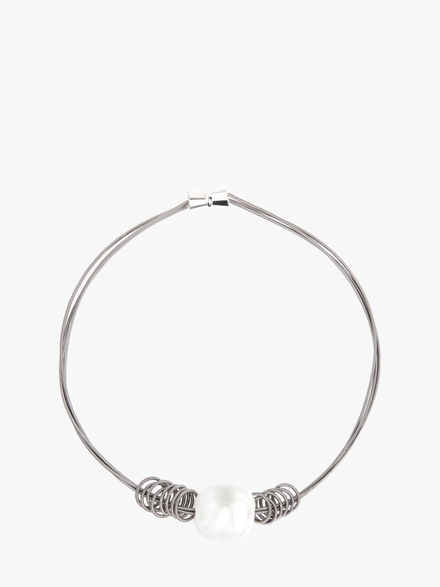 Pebble Short Necklace