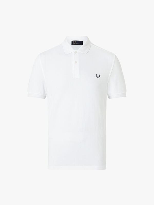 Laurel Wreath Pique Polo