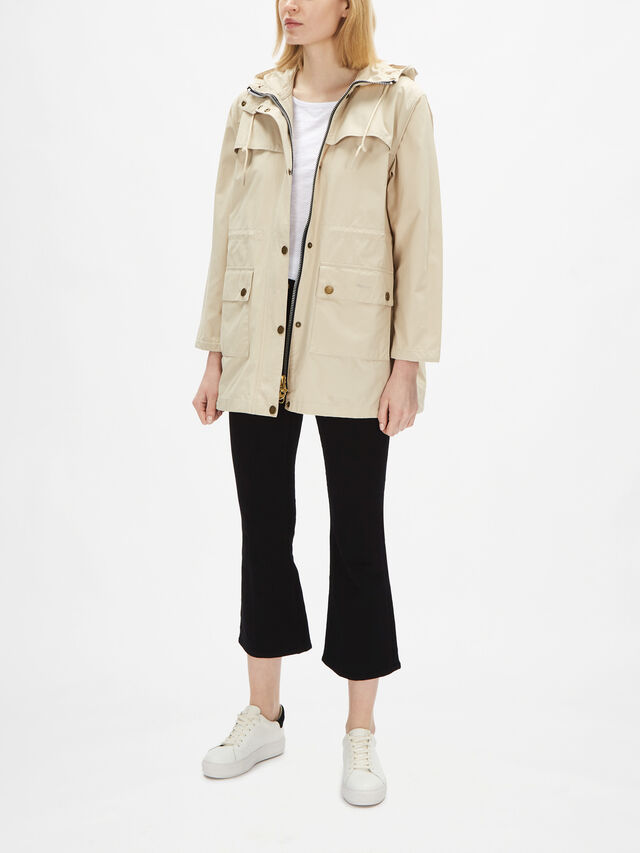 Barbour x Alexa Chung Blanche Casual
